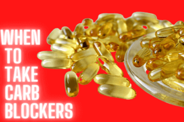 When to take carb blockers